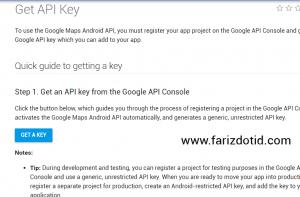 Cara Mendapatkan API Key Google Lengkap dan Mudah
