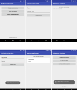 hasil-cara-membuat-crud-database-sqlite-dan-recyclerview-android
