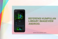 Referensi Library ImageView Android farizdotid