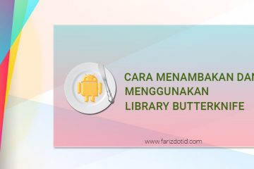 Kumpulan Referensi Library Textview/EditText Android