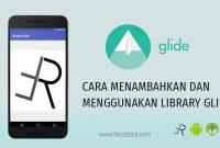 Library Glide, Library untuk Menampilkan Gambar dari Internet