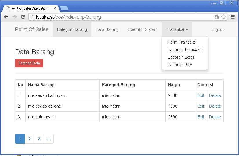 Jual DVD Tutorial Seminggu Jago Framework Codeigniter Dan Bootstrap