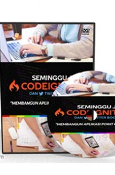 Tutorial Seminggu Jago Framework Codeigniter Dan Bootstrap