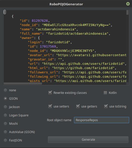 Implementasi Sederhana Retrofit dan RxJava Android